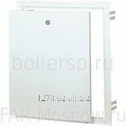 Стальная рамка с дверцей 1200 х 450 x 110, артикул FK 7152 120 фото