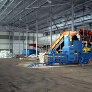 Проект станции сортировки твердых бытовых отходов фото