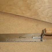 """Пчеловодный нож """"Jero"""" 250мм двухсторонний фото"""