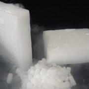 Брикеты сухого льда фото