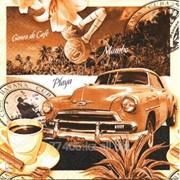 Салфетка для декупажа Гаванна фото
