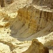 Овражный песок. фото