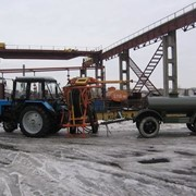 Установка для промывки дренажа УПД-120 фото