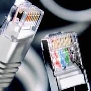 Монтаж кабельного телевидения фото