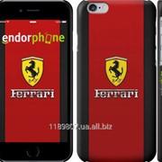 Чехол на iPhone 6 Ferrari 1202c-45 фото