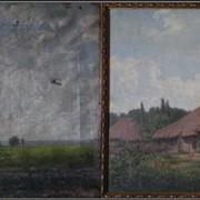 Реставрация картин в Донецке фото