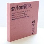 Эластомер Sylomer SR 42, розовый, рулон 5000 х 1500 х 12.5 мм фото