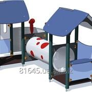 Детские площадки HAGS от 2 до 5 лет UniMini Clav фото
