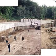 Проектирование подпорных стен. фото