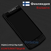 Телефон Vertu Signature Touch Pure Black фото
