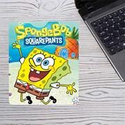 Коврик для мыши Губка Боб, SpongeBob №2 фото