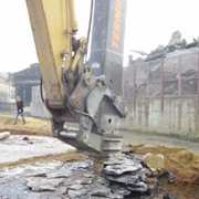 Гидромолот Terminator DX-700 фото