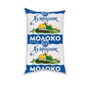Молоко Хуторок фото