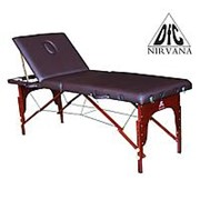 """Массажный стол DFC NIRVANA Relax Pro """"коричневый"""" фото"""