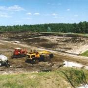 Очистка и рекультивация земель фото