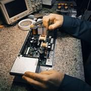 Ремонт частотных преобразователей. фото