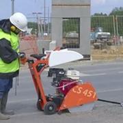 Услуги швонарезчика Ставрополь резка асфальта, бетона фото