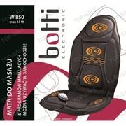 Автомобильная массажная накидка Botti Electronic 12\220v фото