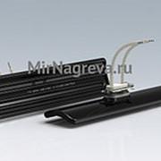 Керамические инфракрасные излучатели FTE 400 Вт/230 В; 245*60*31 мм; провод 100 мм, черный фото