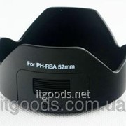 Бленда PH-RBA для Pentax K10D K20D K100D K110D KM (аналог) 1868 фото