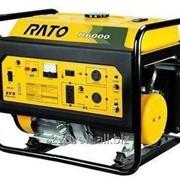 Генератор бензиновый Rato R6000W 160015 фото
