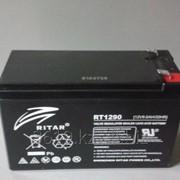 Батарея аккумуляторная 12V 9.0Ah Ritar RT1290 фото