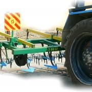 Культиватор сплошной обработки почвы навесной КСКН-4 фото