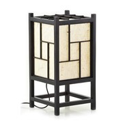 Светильники из дерева ручной работы Nikko фото