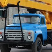 Ремонт автовышек, автоподъемников Украина фото