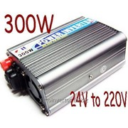 Преобразователь 24V-220V 300W фото