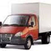 Доставка грузов по городу фото