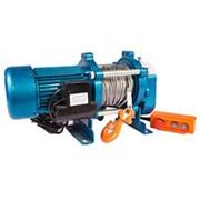 Лебедка электрическая TOR KCD-750 E21 750kg-380В-70м фото