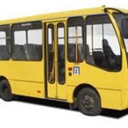 Услуги по ремонту кузовов автобусов всех типов фото
