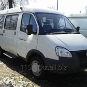 Микроавтобус ГАЗель Бизнес 33212-264 фото