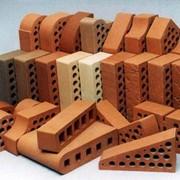 Кирпич керамический лицевой утолщенный пустотелый М125-150 Шоколад , Ревда фото