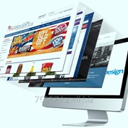 Web дизайн сайтов фото