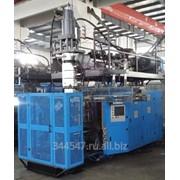 Экструзионно-выдувная машина перирабатываемый материал ПП, ПЭ, ПК. фото