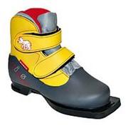 Детские лыжные ботинки Marax Kids (крепл.75мм) р. 31 фото