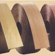 Шпонирование, изготовление кромки из натурального шпона фото