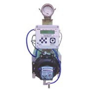 Измерительный комплекс учета газа КИ-СТГ-РС-Е (ротационный счетчик, корректор EK-270) фото