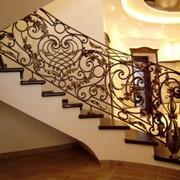 Лестничные ограждения, лестницы фото