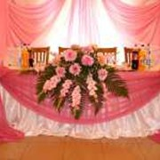 Оформление свадебных торжеств фото