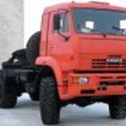 Автомобиль КамАЗ-65221(6х6) фото