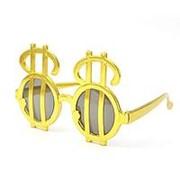"""Карнавалье очки Веселуха """"Доллары"""", 184319 фото"""