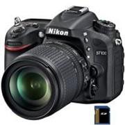 Цифровой фотоаппарат Nikon D7100 18-105 VR kit (VBA360K001) фото