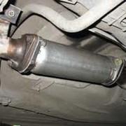 Пламегаситель стронгер вместо катализатора Acura MDX фото