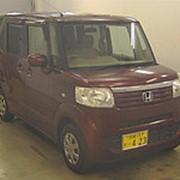 Микровэн HONDA N BOX кузов JF1 класса минивэн модификация G год выпуска 2012 пробег 149 тыс км цвет красный фото