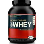 Протеин 100% Whey Gold Standard 2270 г Banana Optimum Nutrition фото