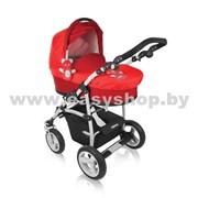 Коляска детская модульная 2/3 в 1 Baby Design Dreamer красный фото