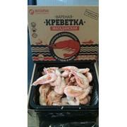 Креветка северная в/м 40/60 (фасованная, коробочка 0.8 кг) фото